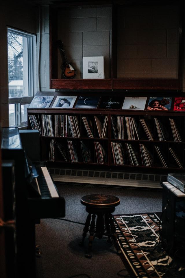 Музыкальная библиотека