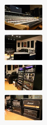Evermore Sound Recording Studio Orlando