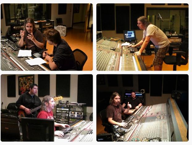 Producer Luke Beaulac