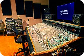 Studio A - The Neve Room